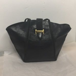 Vintage Claudia Richard Made in Italy leather bag